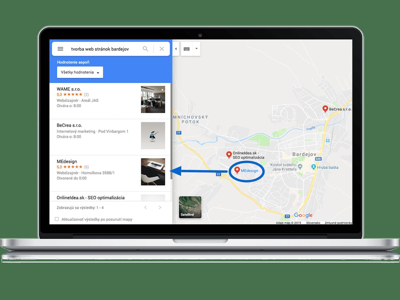 Prečo určite potrebujete profil Google moja firma?