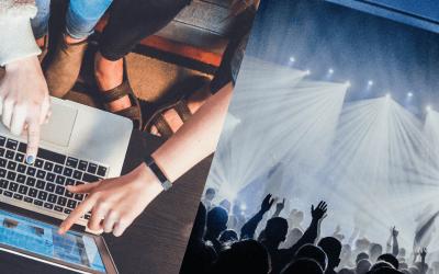 Potrebuje váš event webstránku?