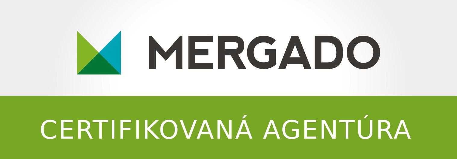 Mergado - certifikovaná agentúra - badge